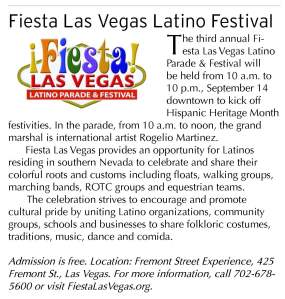 Pages from Fiesta Las Vegas